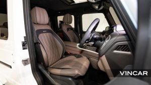 Mercedes-AMG G63 - Driver Seat