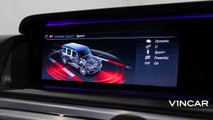 Mercedes-AMG G63 - Dynamic Select