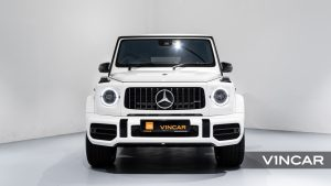 Mercedes-AMG G63 - Front Direct