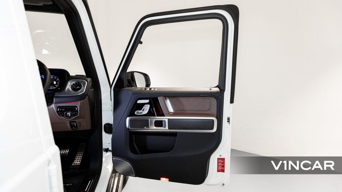Mercedes-AMG G63 - Front Door