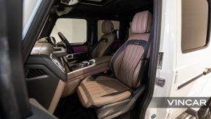 Mercedes-AMG G63 - Front Passenger Seat