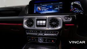 Mercedes-AMG G63 - HVAC System