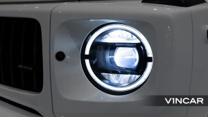 Mercedes-AMG G63 - Headlamp