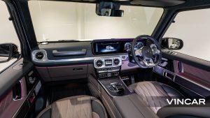 Mercedes-AMG G63 - Interior Dash
