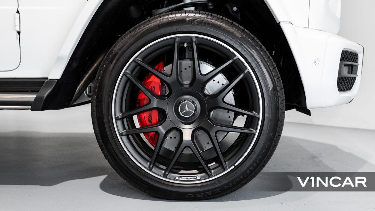 Mercedes-AMG G63 - Wheels