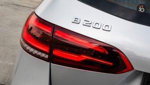Mercedes B200 AMG Premium Plus Badge