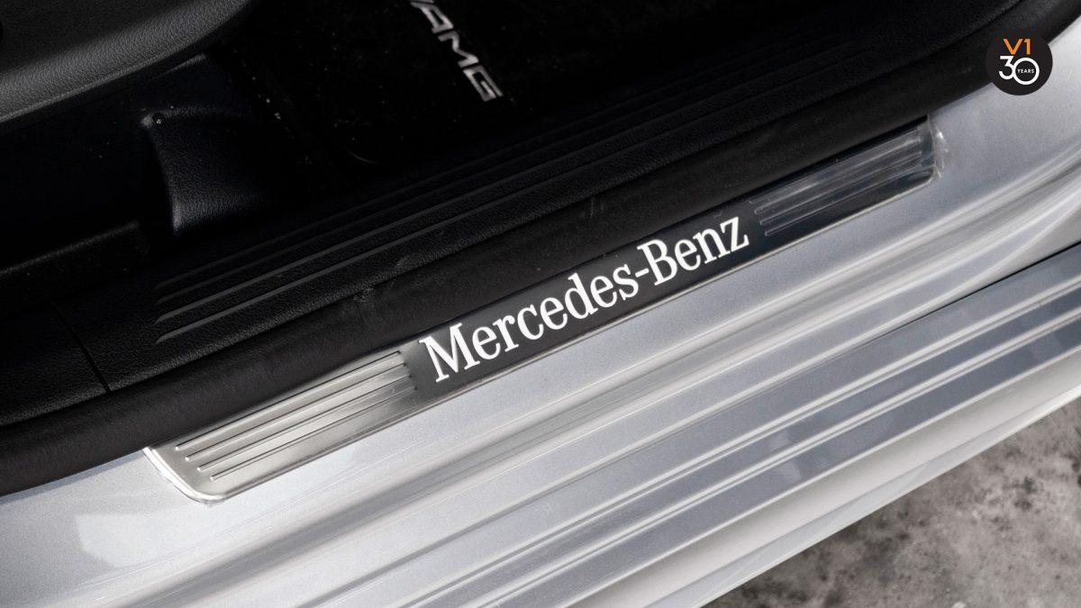 Mercedes B200 AMG Premium Plus - Door Sill