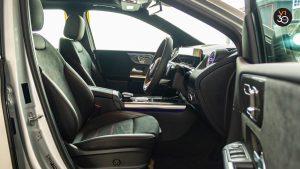 Mercedes B200 AMG Premium Plus - Driver Seat