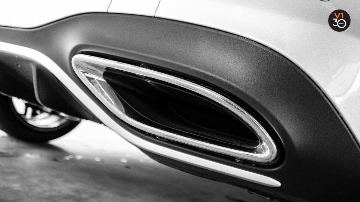 Mercedes B200 AMG Premium Plus - Exhaust Tailpipe