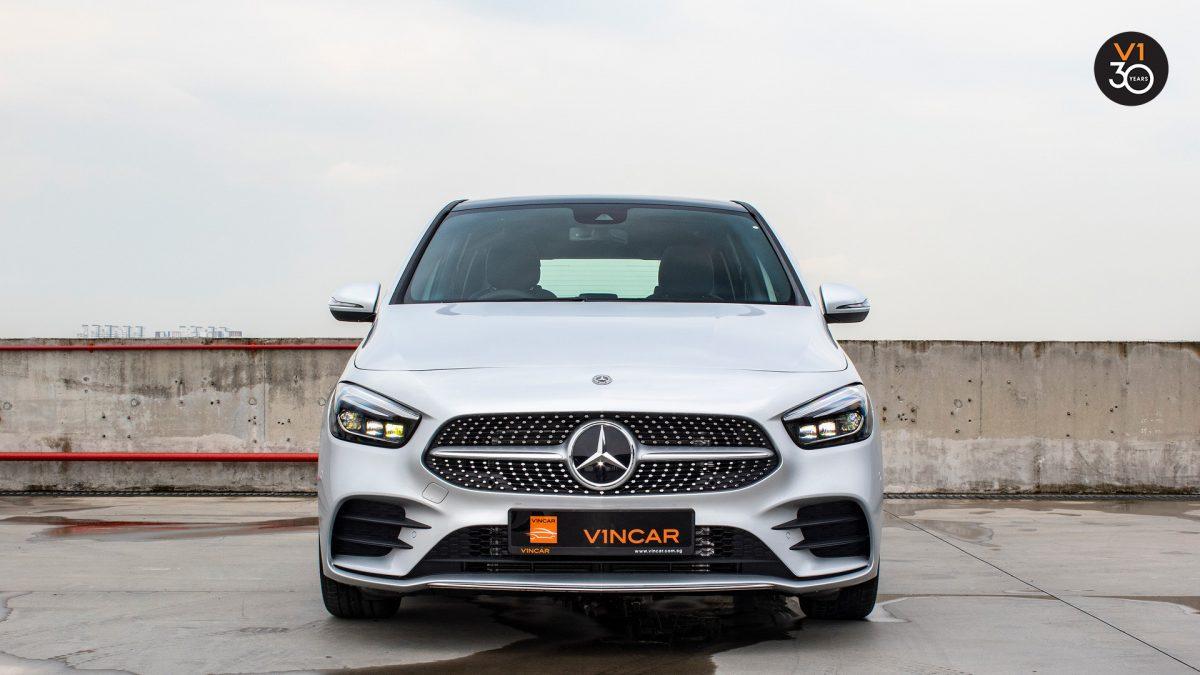Mercedes B200 AMG Premium Plus - Front