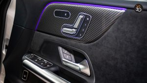 Mercedes B200 AMG Premium Plus - Front Door Interior