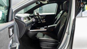 Mercedes B200 AMG Premium Plus - Front Passenger Seat