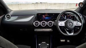 Mercedes B200 AMG Premium Plus - Interior Dash