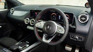 Mercedes B200 AMG Premium Plus - Steering Wheel