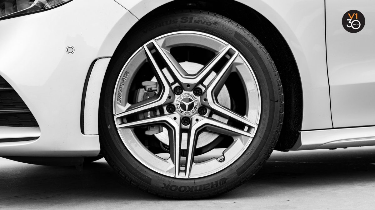 Mercedes B200 AMG Premium Plus - Wheels