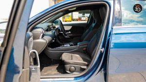 Mercedes-Benz A200 AMG Premium - Front Seat