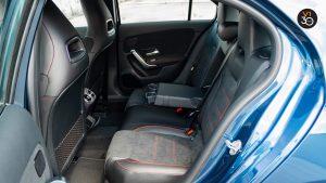 Mercedes-Benz A200 AMG Premium - Rear Seat