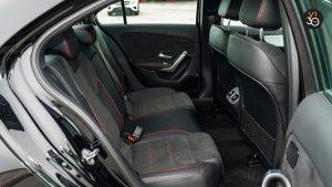 Mercedes-Benz A200 Saloon AMG Premium - Back Seat