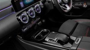 Mercedes-Benz A200 Saloon AMG Premium - Center Console