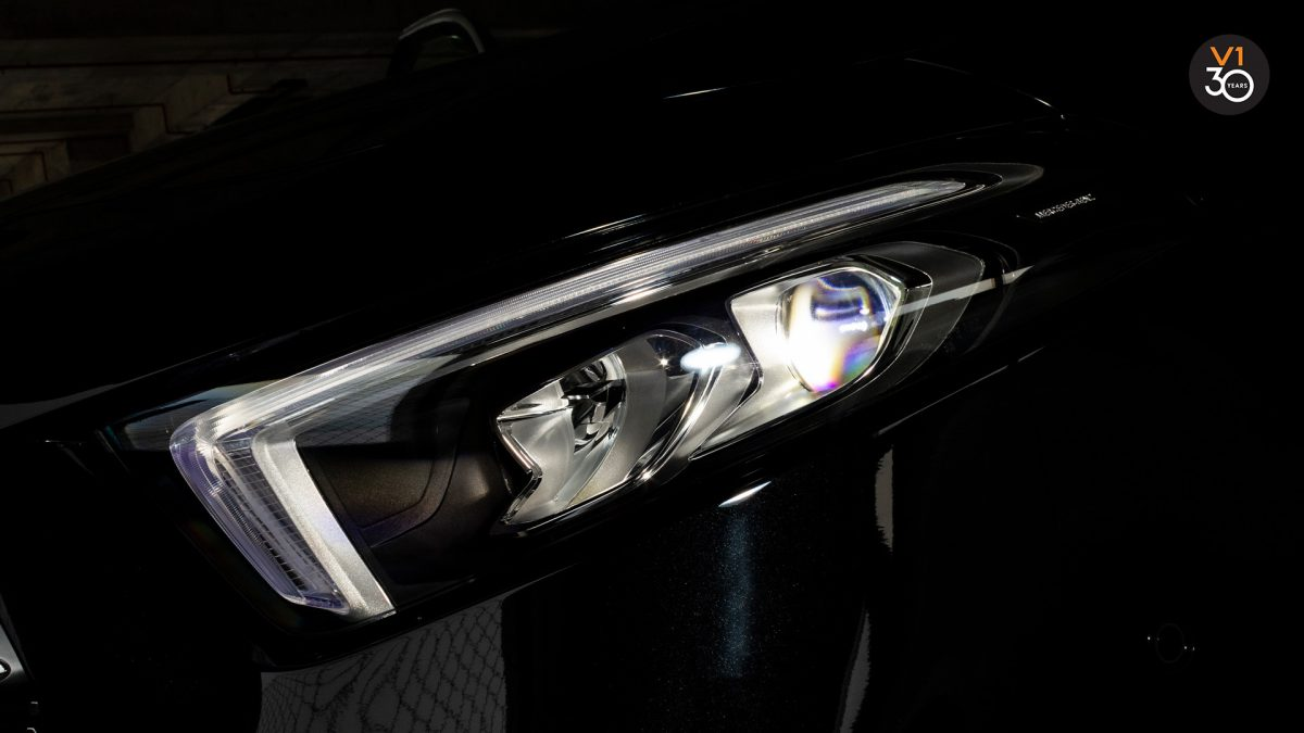Mercedes-Benz A200 Saloon AMG Premium - Headlamp
