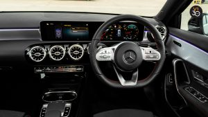 Mercedes-Benz A200 Saloon AMG Premium - Infotainment