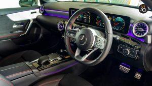 Mercedes-Benz A200 Saloon AMG Premium - Interior Dash