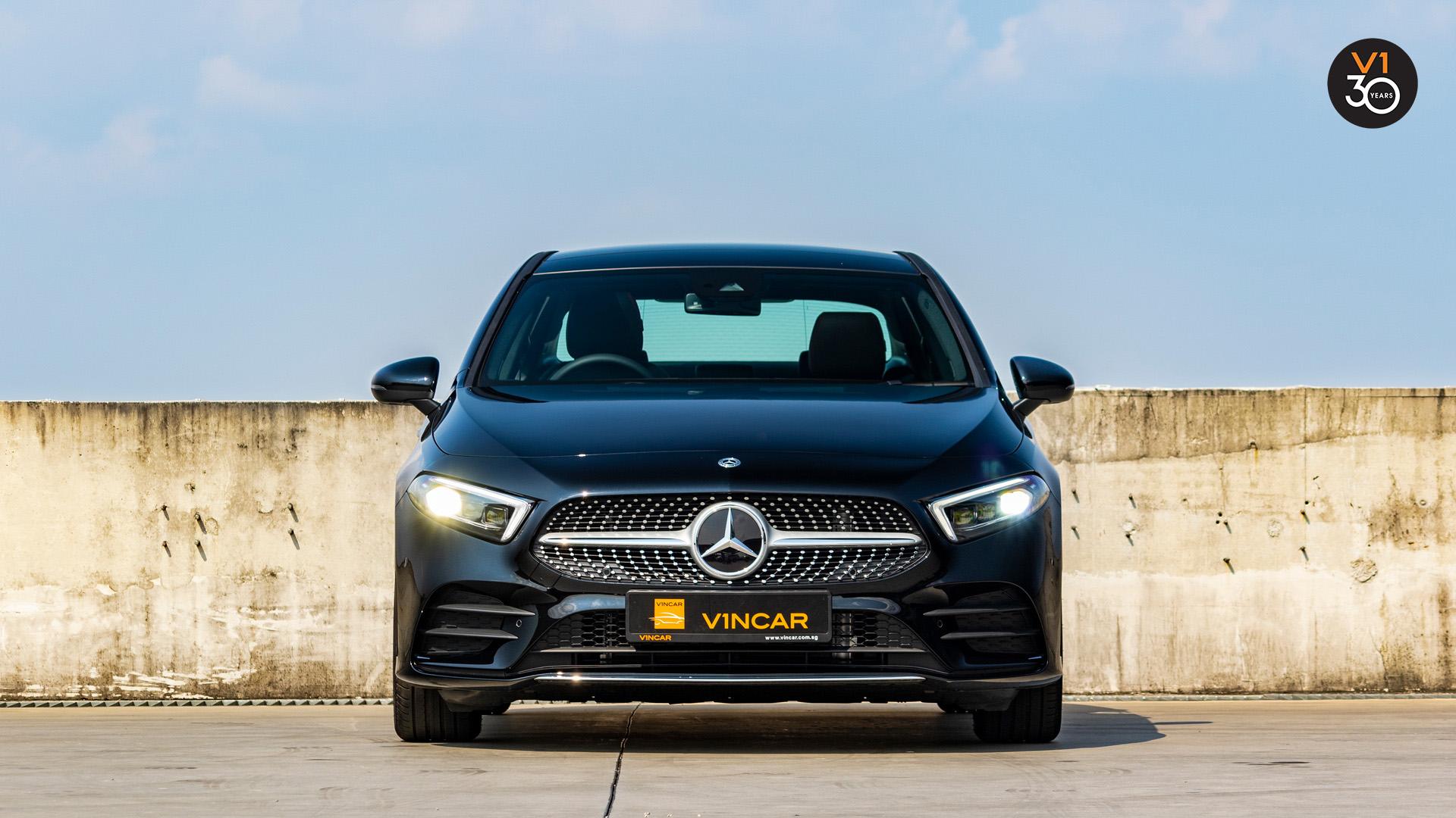 Mercedes-Benz A200 Saloon AMG Premium Plus - Front