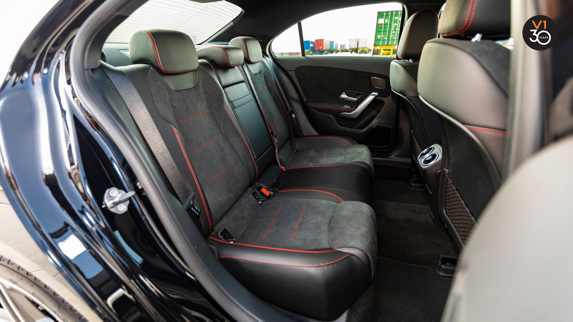 Mercedes-Benz A200 Saloon AMG Premium Plus - Passenger Seat