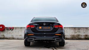 Mercedes-Benz A200 Saloon AMG Premium - Rear Direct