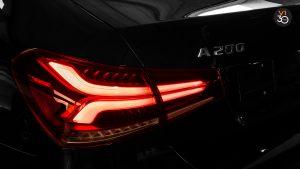 Mercedes-Benz A200 Saloon AMG Premium - Rear Light