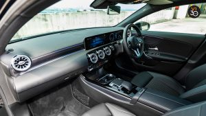 Mercedes-Benz A200 Saloon Sport Premium Plus - Dashboard
