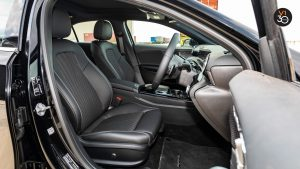 Mercedes-Benz A200 Saloon Sport Premium Plus - Driver Seat