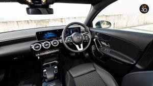 Mercedes-Benz A200 Saloon Sport Premium Plus - Infotainment
