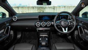 Mercedes-Benz A200 Saloon Sport Premium Plus - Interior Dash