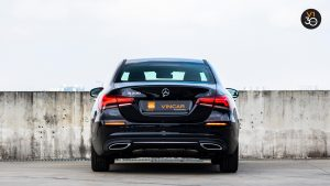 Mercedes-Benz A200 Saloon Sport Premium Plus - Rear Direct
