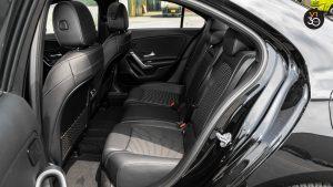 Mercedes-Benz A200 Saloon Sport Premium Plus - Rear Seat