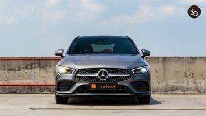 Mercedes-Benz CLA200 Coupe AMG Premium Plus - Front