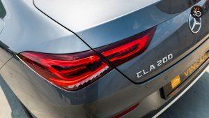 Mercedes-Benz CLA200 Coupe AMG Premium Plus - Rear Light