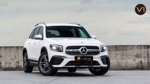 Mercedes-Benz GLB200 AMG Line Premium - Front Angle