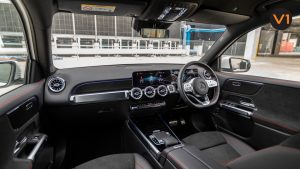 Mercedes-Benz GLB200 AMG Line Premium - Interior Dash