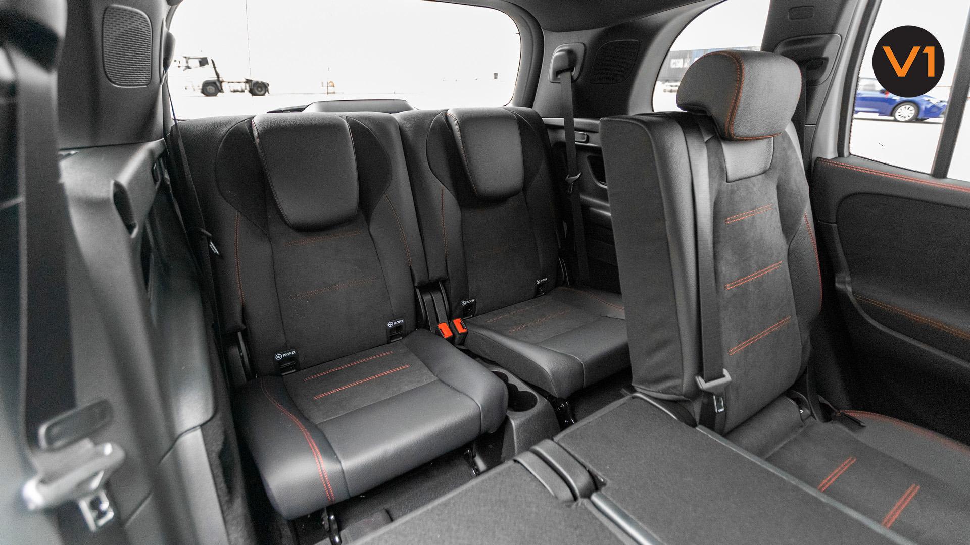 Mercedes-Benz GLB200 AMG Line Premium - Interior Rear Seat