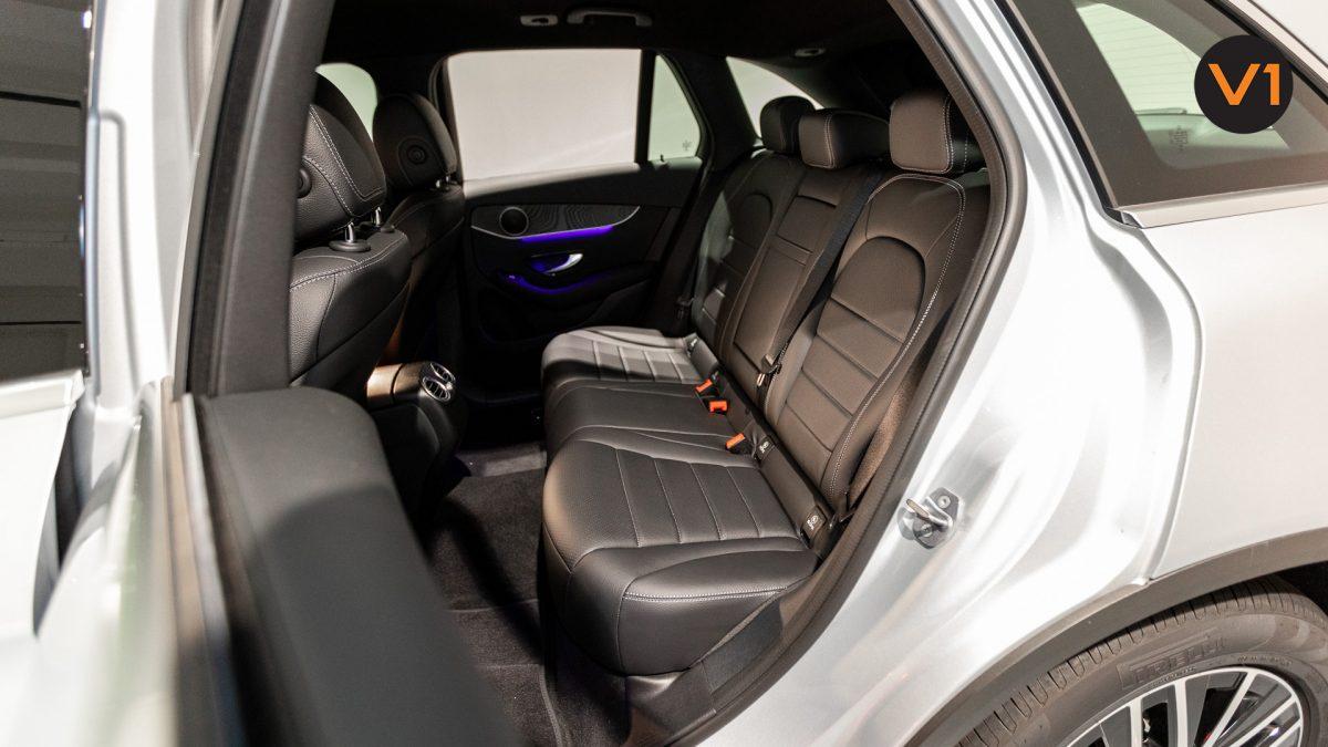 Mercedes-Benz GLC200 SUV - Back Seat
