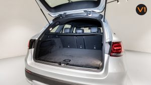 Mercedes-Benz GLC200 SUV - Boot Space