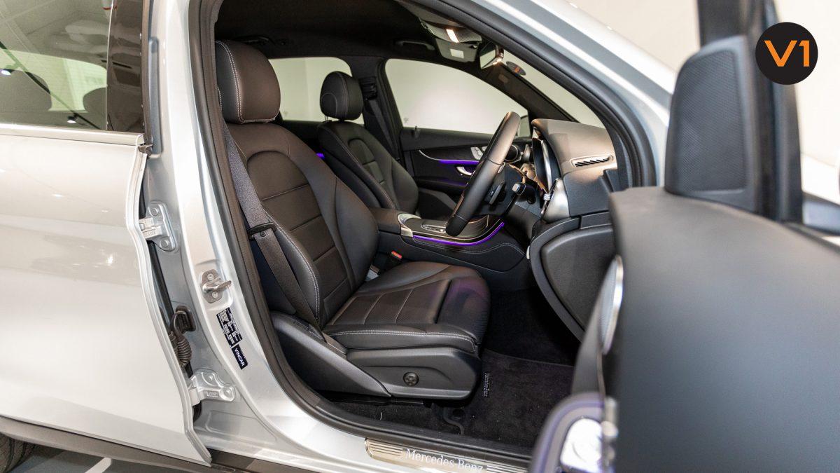 Mercedes-Benz GLC200 SUV - Driver Seat