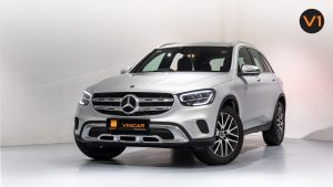 Mercedes-Benz GLC200 SUV - Front Angle