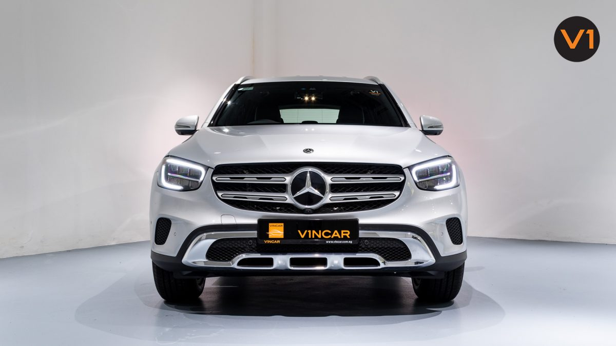 Mercedes-Benz GLC200 SUV - Front Direct