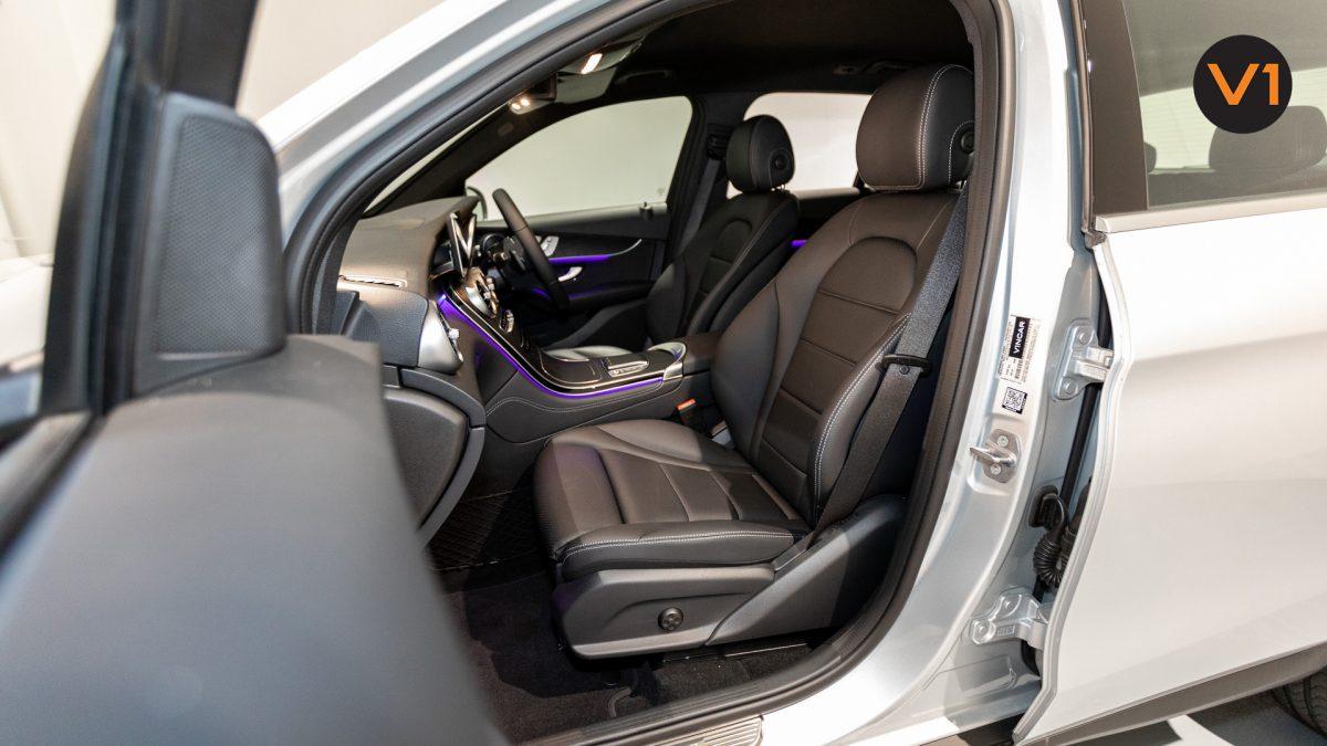 Mercedes-Benz GLC200 SUV - Front Passenger Seat