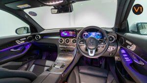 Mercedes-Benz GLC200 SUV - Interior Dash