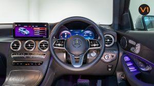 Mercedes-Benz GLC200 SUV - Steering Wheel
