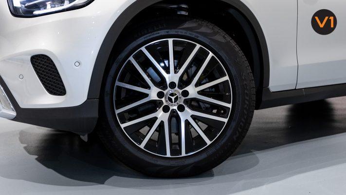 Mercedes-Benz GLC200 SUV - Wheels